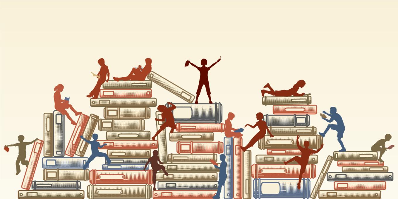 Kirjapörssi / Bücherbörse