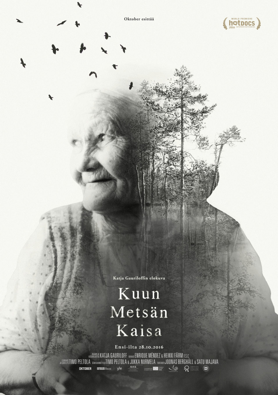 "Film documentaire ""Kuun metsän Kaisa"""