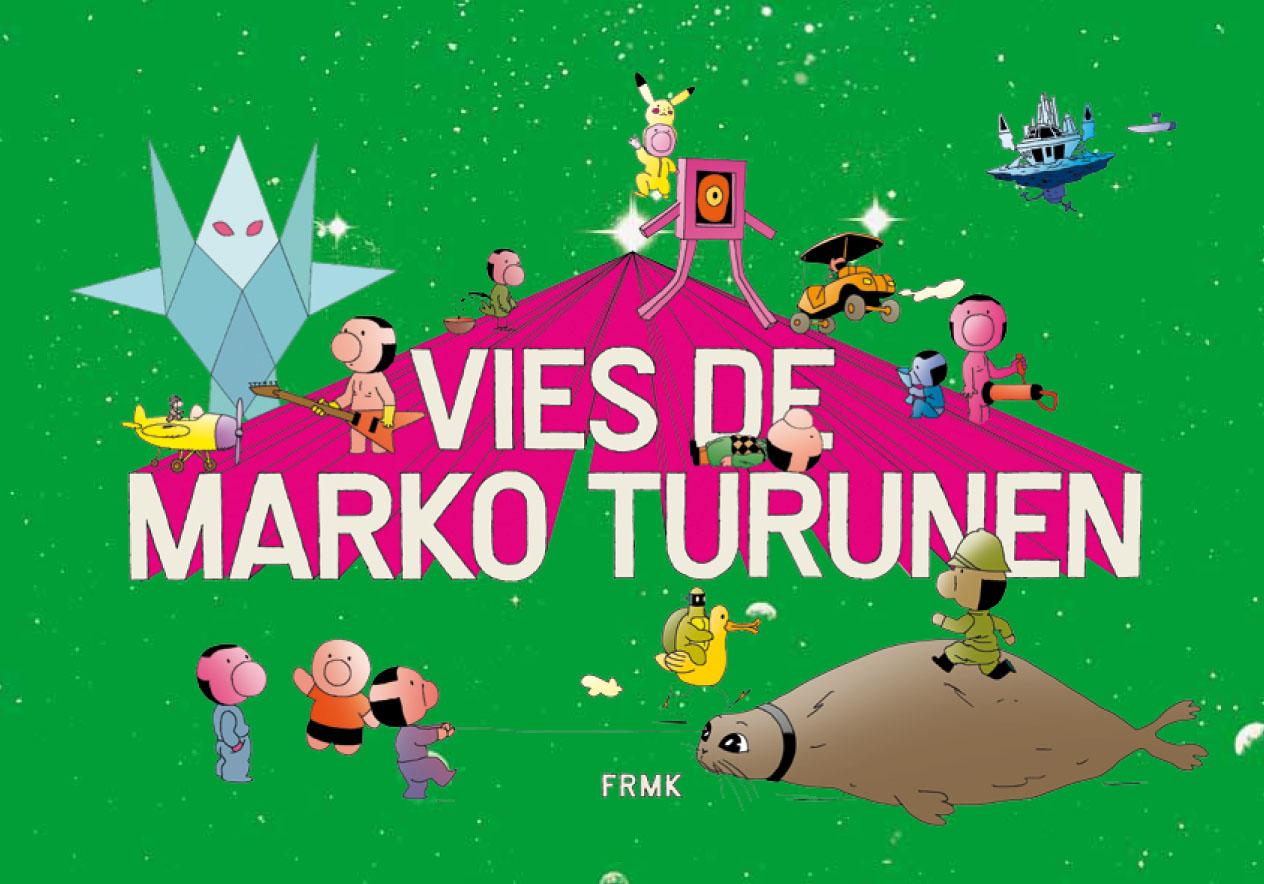 Comic Event Marko Turunen