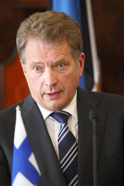 Grusswort von Präsident Sauli Niinistö 6.12.2018