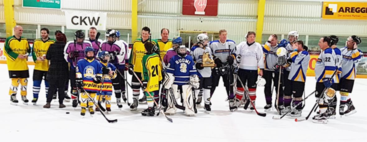 SVFF Eishockeyturnier  Sursee
