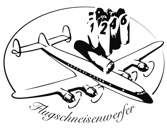 Logo Team Flugschneisenwerfer