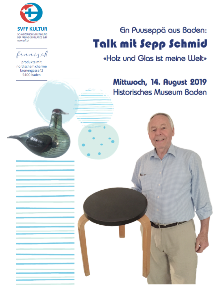 Talk mit Sepp Schmid