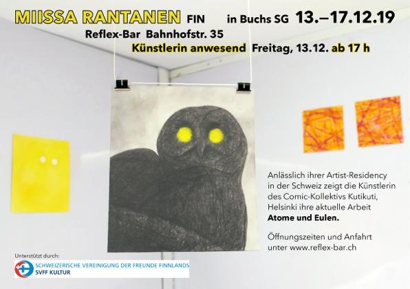 Miissa Rantanen Ausstellung