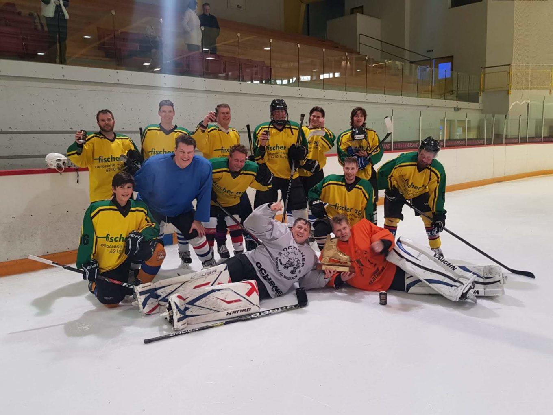 ABGESAGT – Eishockey-Turnier vom 21. März 2020
