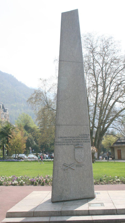 Mannerheim Gedenkfeier 2020 abgesagt