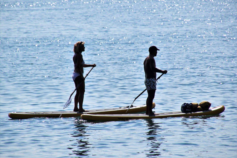 Stand Up Paddle Kurs