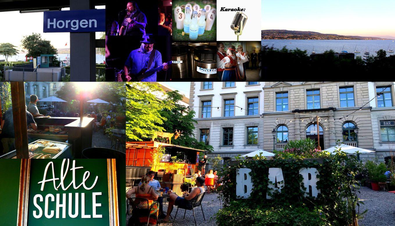 Finnische Sommer Party