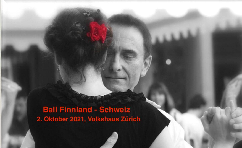 Ball Finnland – Schweiz