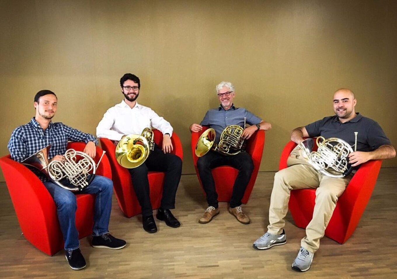 Kajaus Kvartetti in Thun